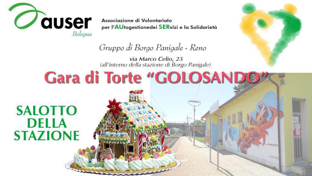 Golosando, una gara di torte organizzata dal Gruppo di Borgo Panigale-Reno