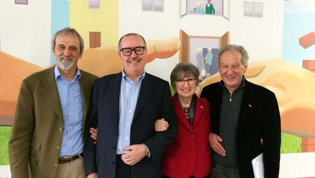 Sergio Lodi è il nuovo presidente dell'Auser di Bologna