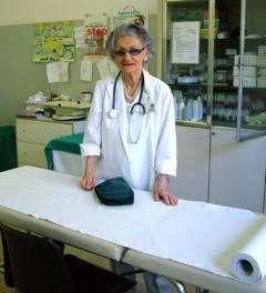 Eliana, volontaria Auser fino a 91 anni
