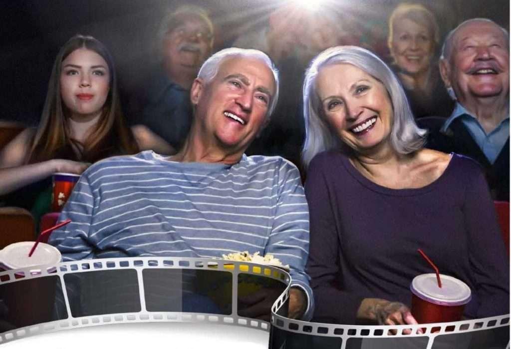 Pomeriggi al Giada: al cinema per socializzare