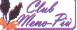 CLUB MENO PIÙ