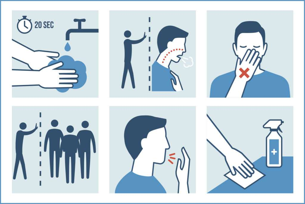 Aggiornamento 05/03/2020 disposizioni Coronavirus per i volontari Auser
