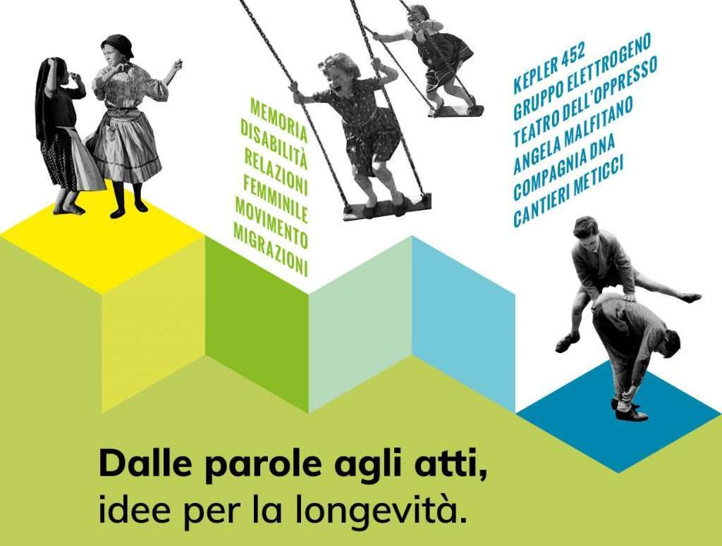 """""""Dalle parole agli atti, idee per la longevità"""": il nuovo progetto di Auser Bologna in cui sarete voi i protagonisti!"""