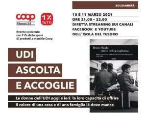 Giornata internazionale della donna: speciale doppio evento del Centro di lettura l'Isola del tesoro